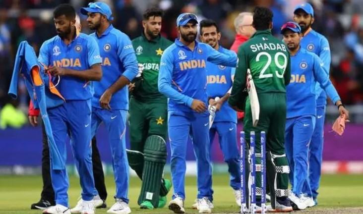 10 வருஷத்துக்கு பிறகு இந்தியா மற்றும் பாகிஸ்தான் இடையே நடைபெறவுள்ள டி20 தொடர் ! 5